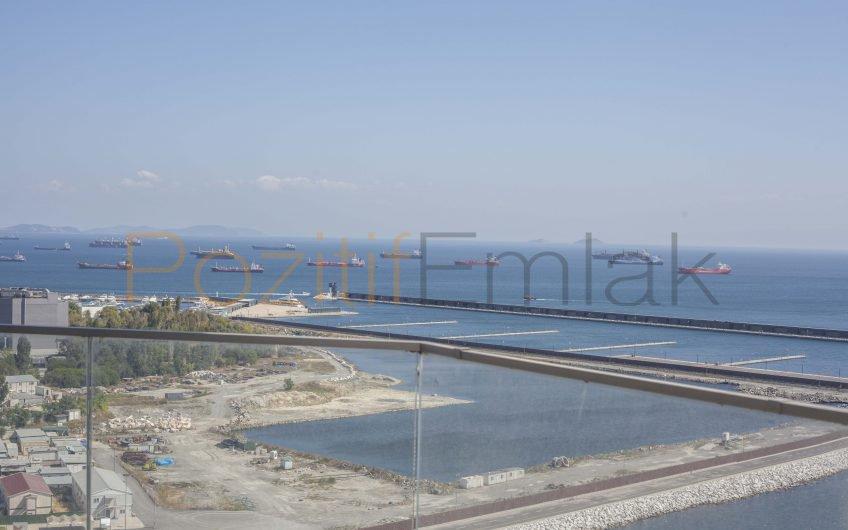 Yalı Ataköy'de Full Deniz Manzaralı 5+1 Daire (SATILIK)